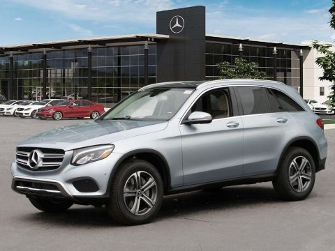 New 2018 Mercedes-Benz 300 RWD SUV