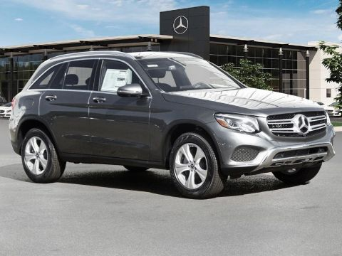 New 2018 Mercedes-Benz 300 4MATIC® SUV