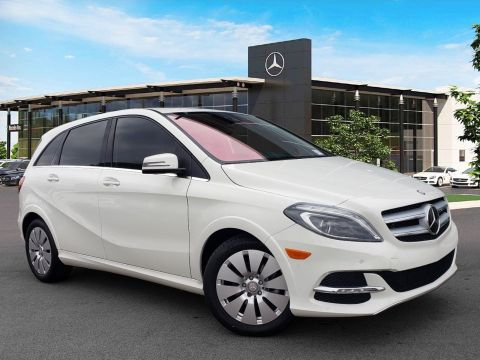 Pre-Owned 2015 Mercedes-Benz B-Class