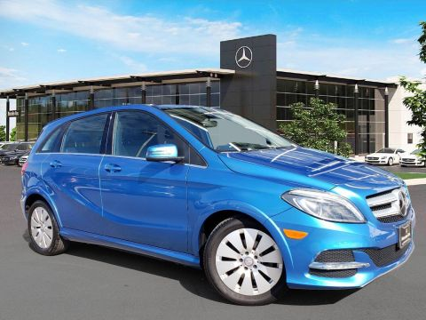 Pre-Owned 2014 Mercedes-Benz B-Class