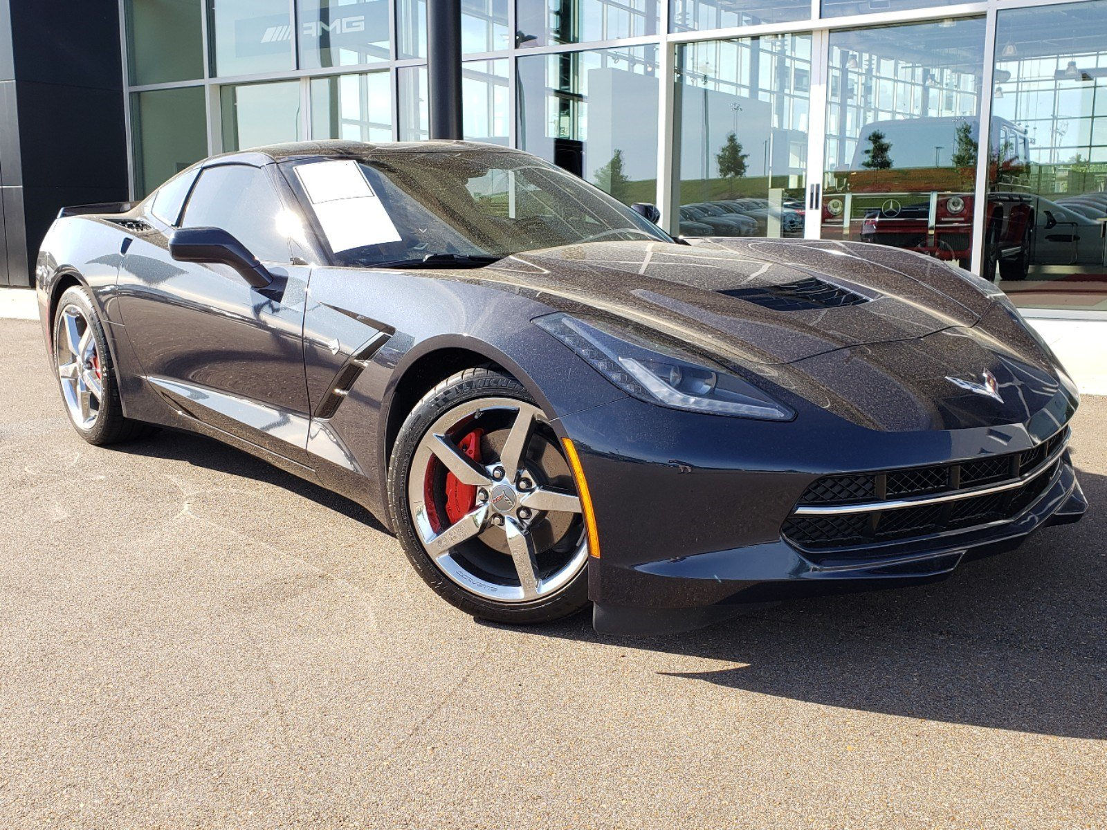 Pre-Owned 2014 Chevrolet Corvette Stingray Base