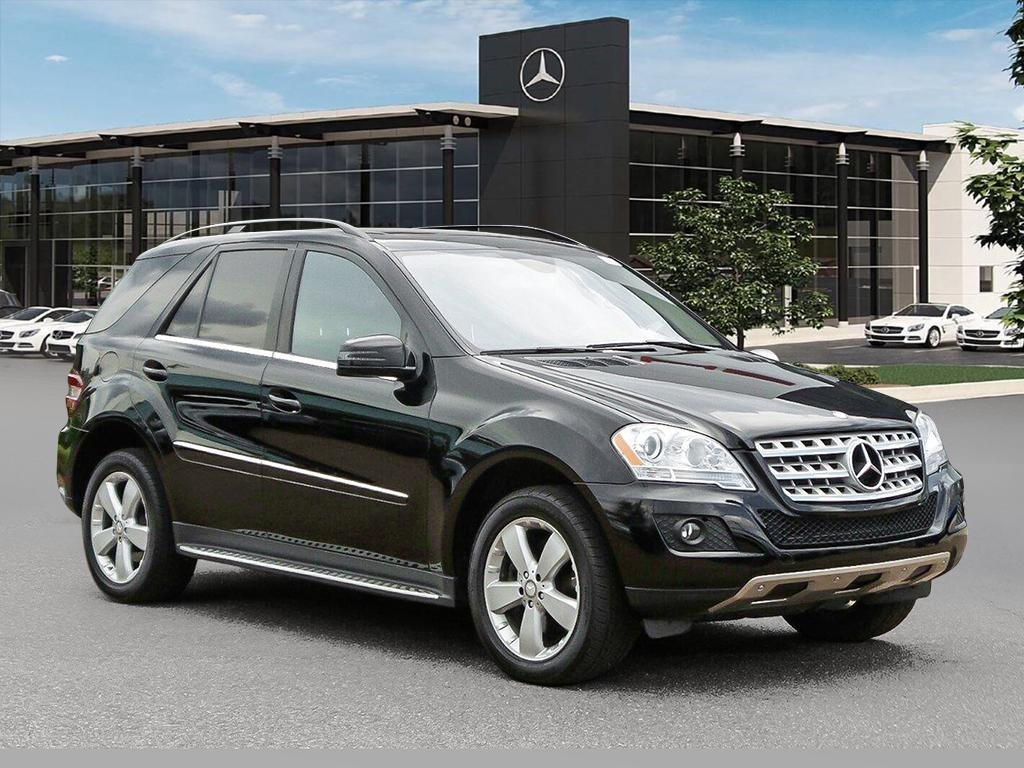 pre owned 2011 mercedes benz m class ml 350