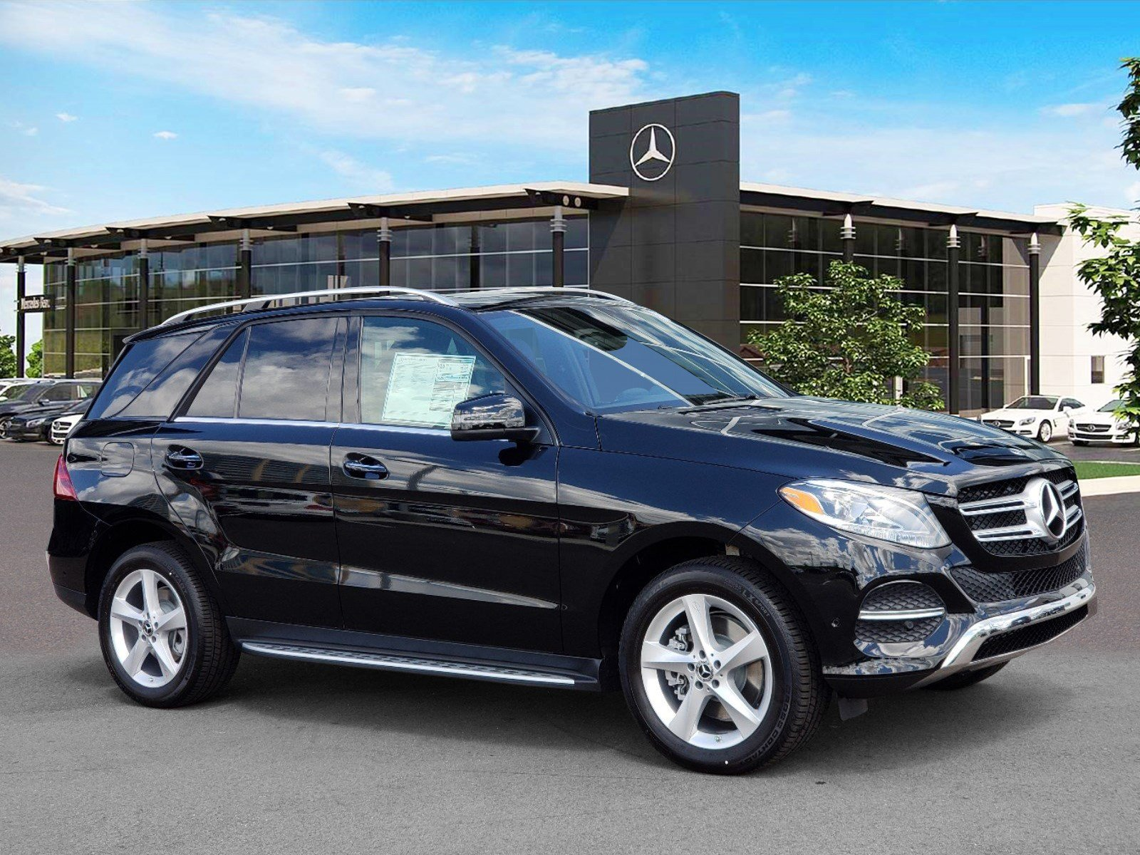 New 2019 Mercedes Benz GLE GLE 400 SUV in Ridgeland