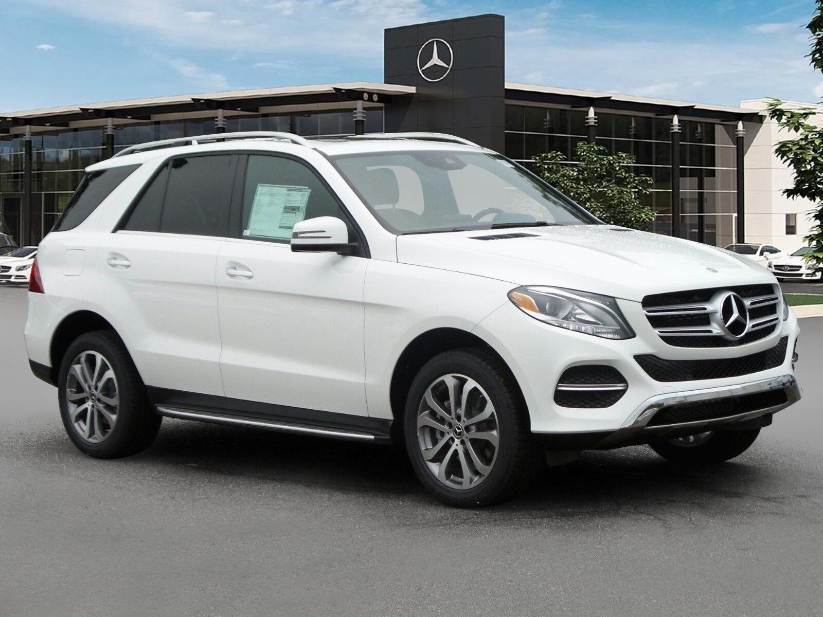 New 2018 Mercedes Benz Gle Gle 350 Suv In Ridgeland 26971