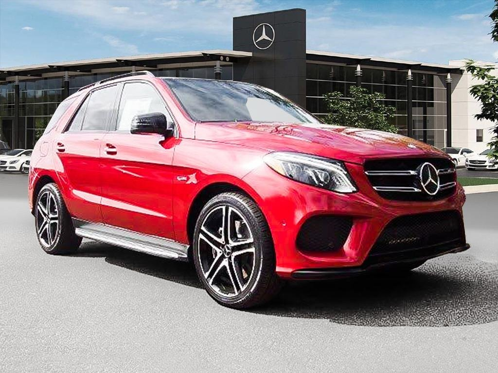 New 2017 mercedes benz gle gle 43 amg suv suv in jackson for Mercedes benz amg suv