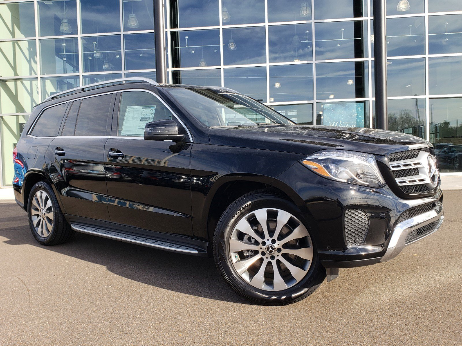 Pre-Owned 2019 Mercedes-Benz GLS GLS 450