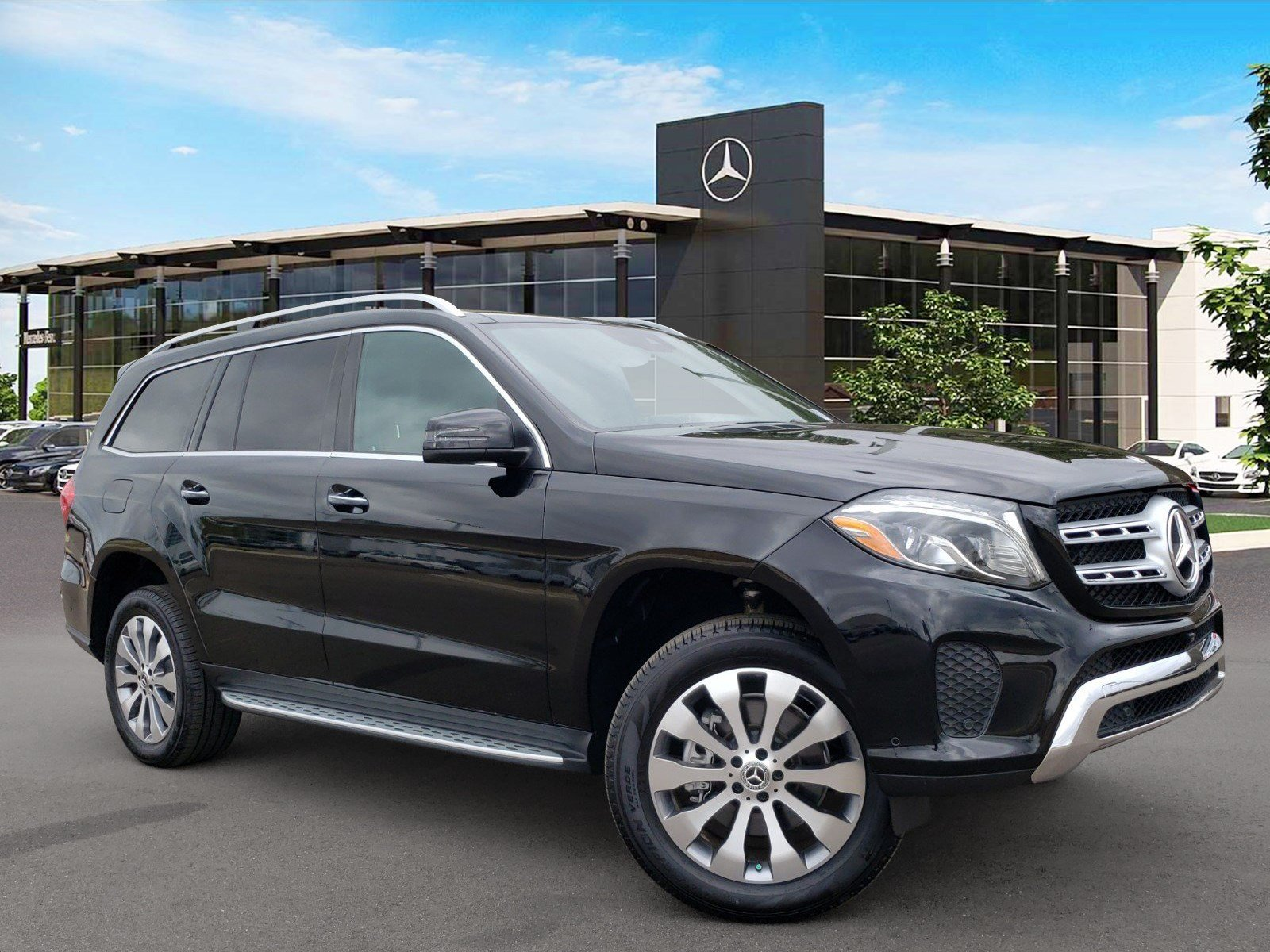 Pre-Owned 2018 Mercedes-Benz GLS 450