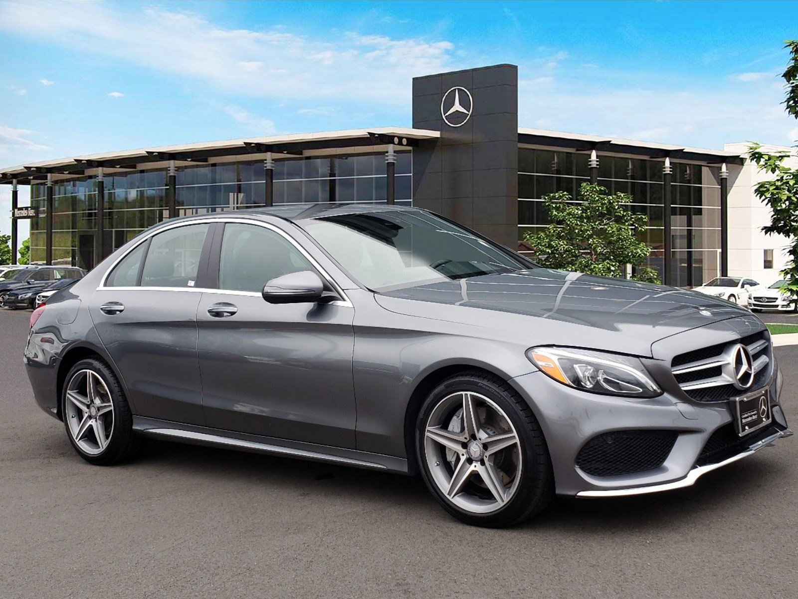 Certified Pre Owned 2017 Mercedes Benz C Cl 300 Sport