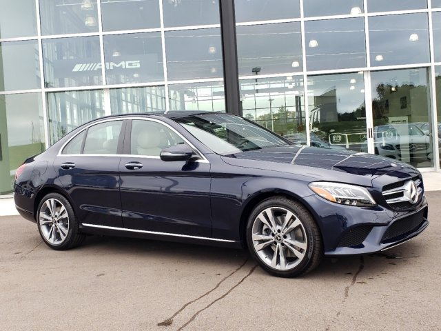 Certified Pre-Owned 2019 Mercedes-Benz C 300 RWD