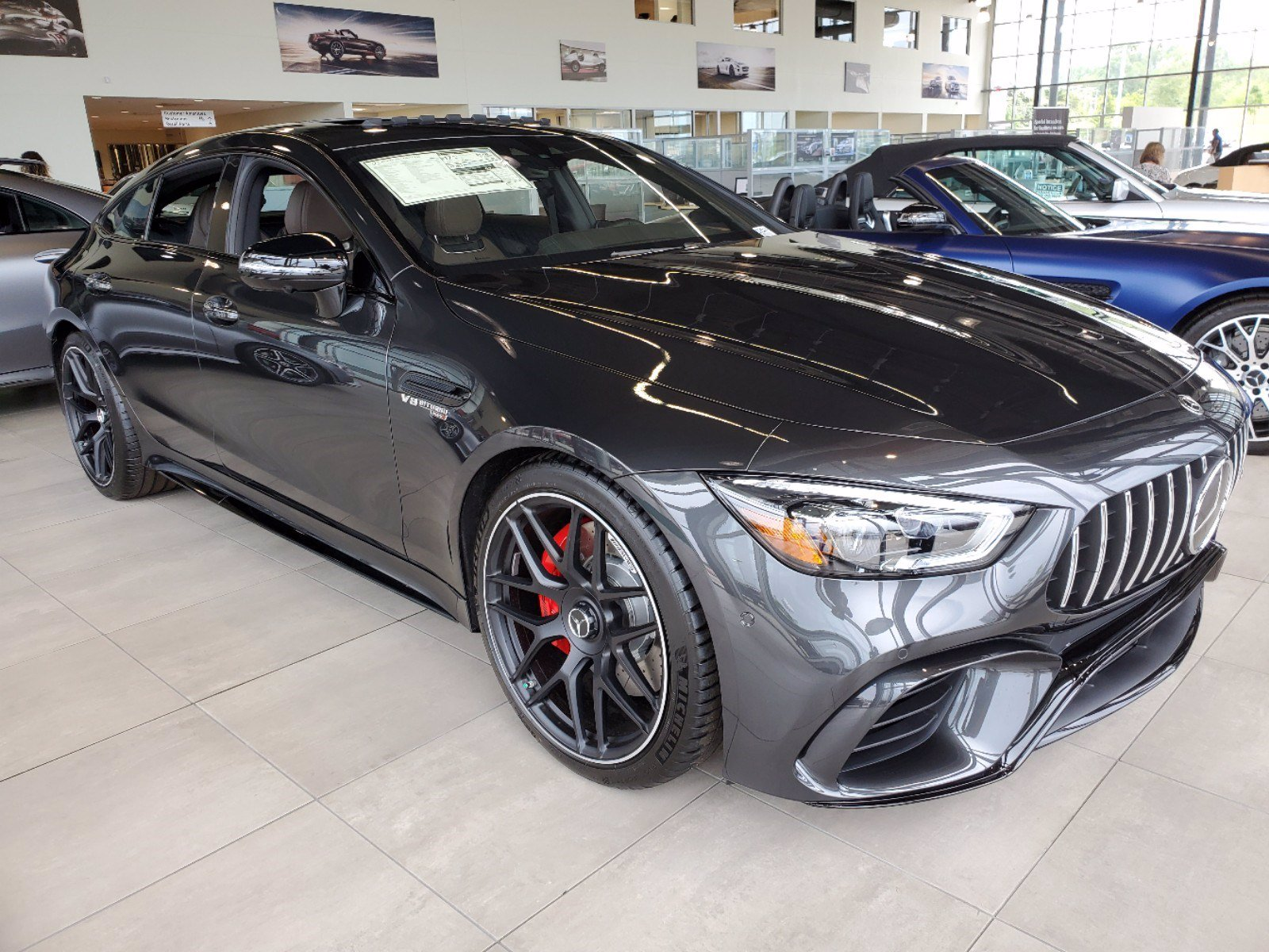 Pre-Owned 2020 Mercedes-Benz GT AMG® GT 63 4MATIC®