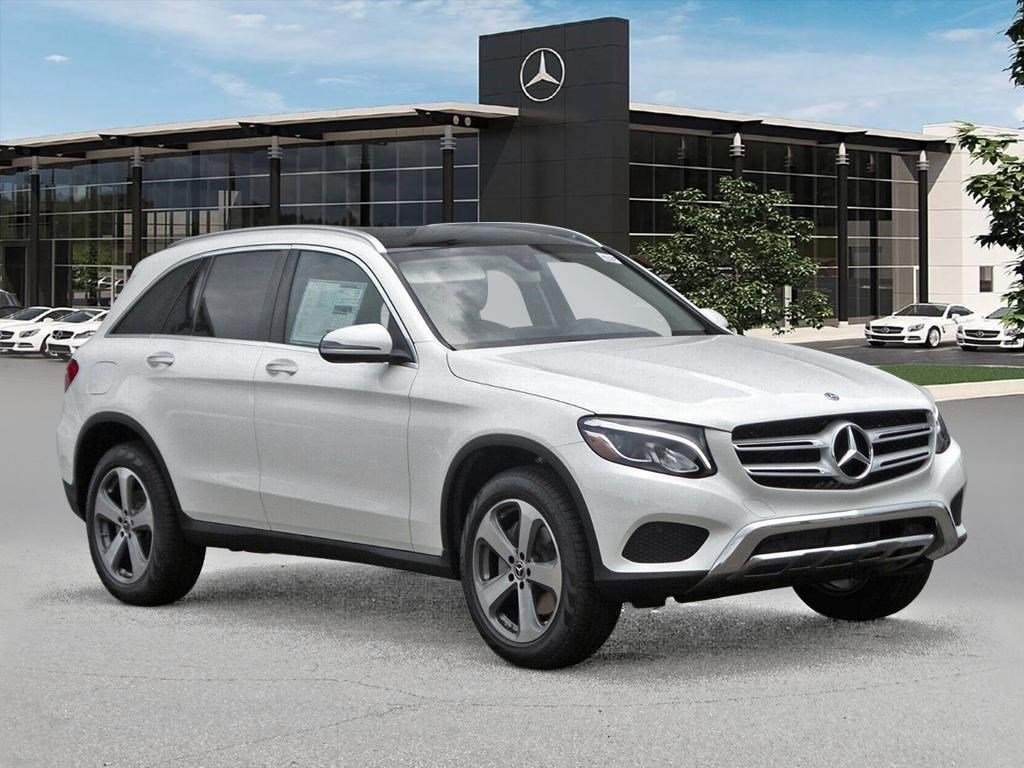 Pre-Owned 2018 Mercedes-Benz GLC 300