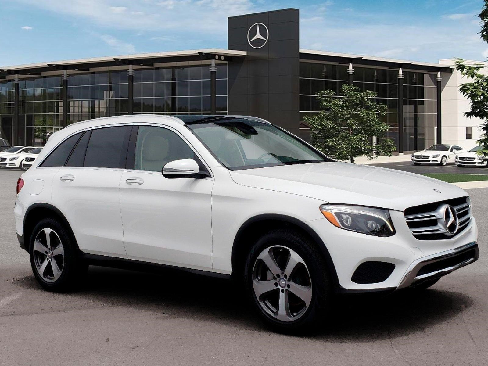 Certified Pre-Owned 2016 Mercedes-Benz GLC 300 SUV