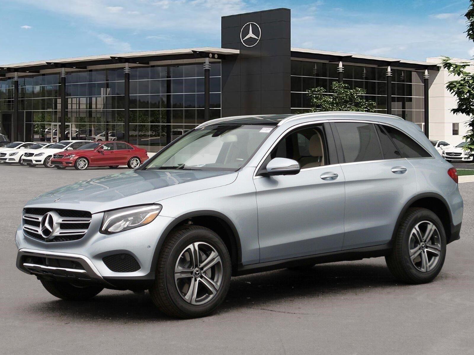 Mercedes Suv New >> New 2018 Mercedes Benz Glc Glc 300 Suv In Ridgeland 27102