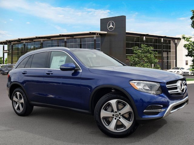 New 2019 Mercedes-Benz GLC 300 RWD