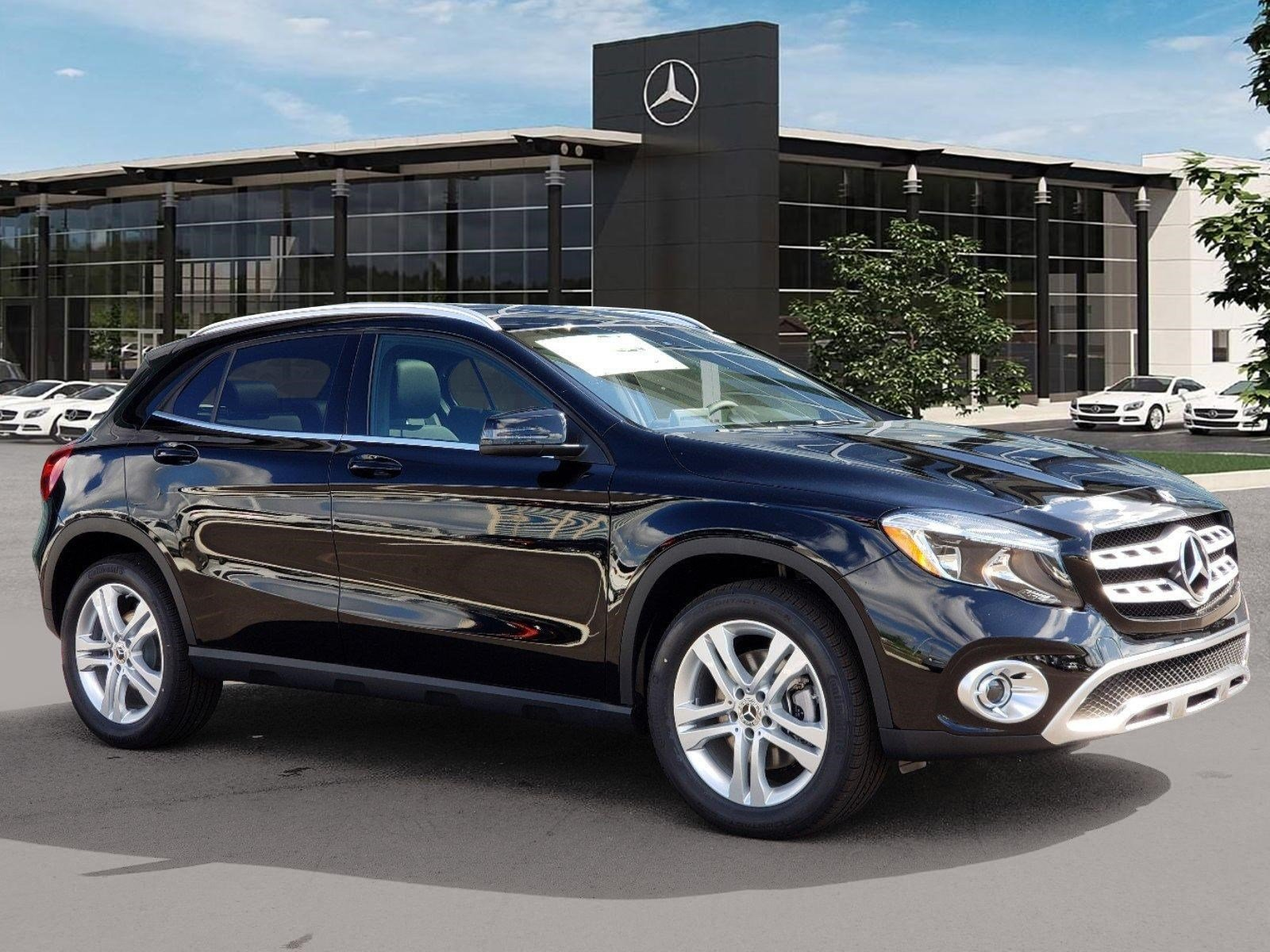 new 2018 mercedes-benz gla gla 250 suv in ridgeland #27365