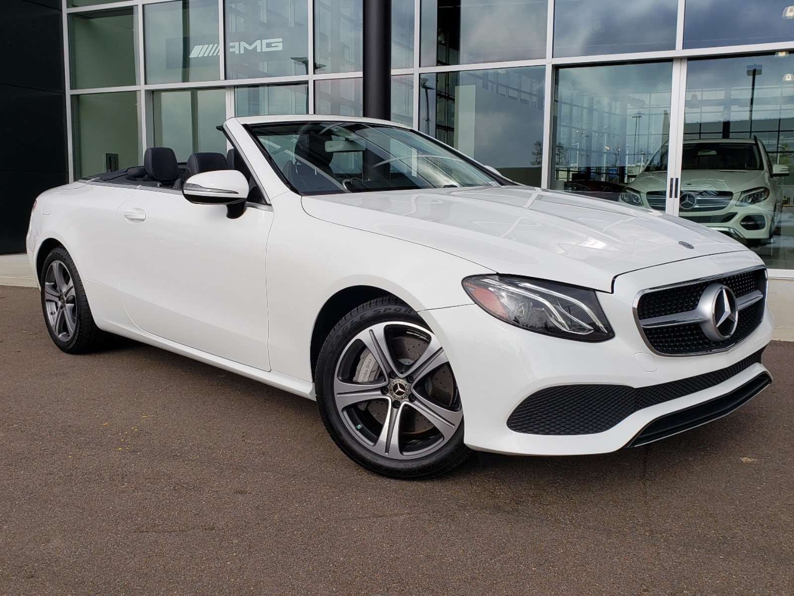 Certified Pre-Owned 2018 Mercedes-Benz E 400 4MATIC®