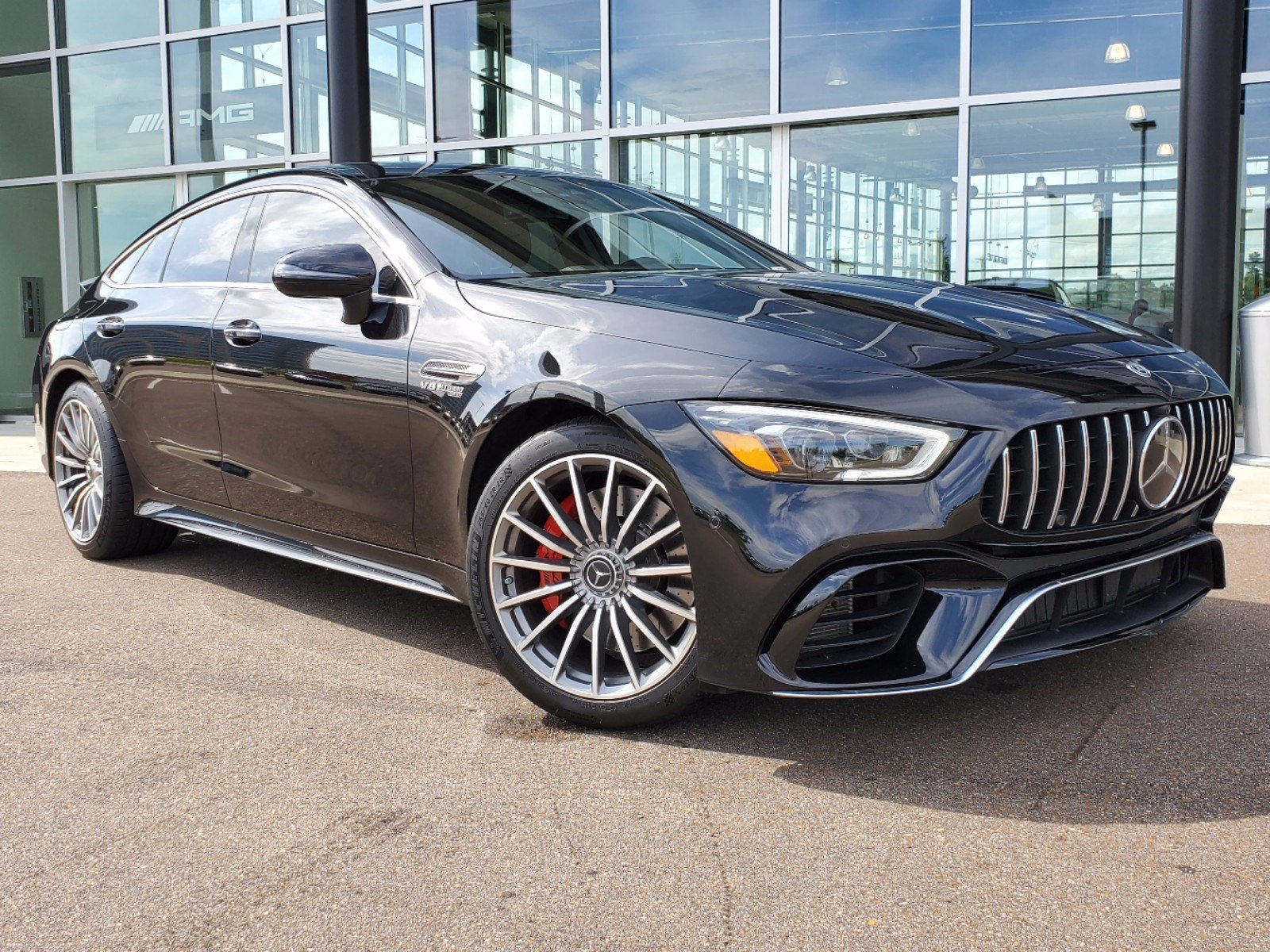 Certified Pre-Owned 2019 Mercedes-Benz GT AMG® GT 63 4MATIC®