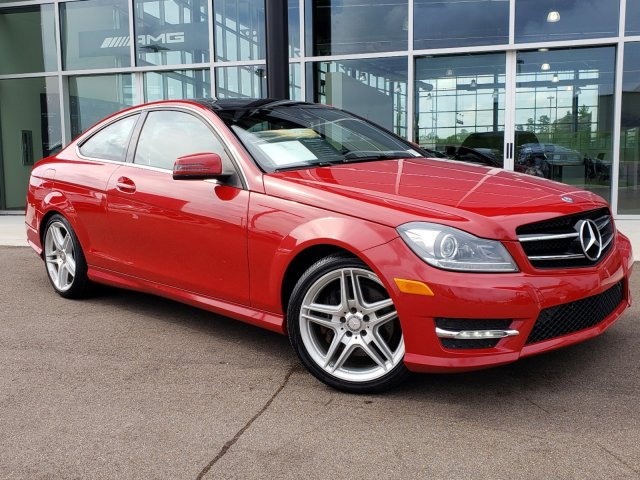 Certified Pre-Owned 2015 Mercedes-Benz C-Class C 350