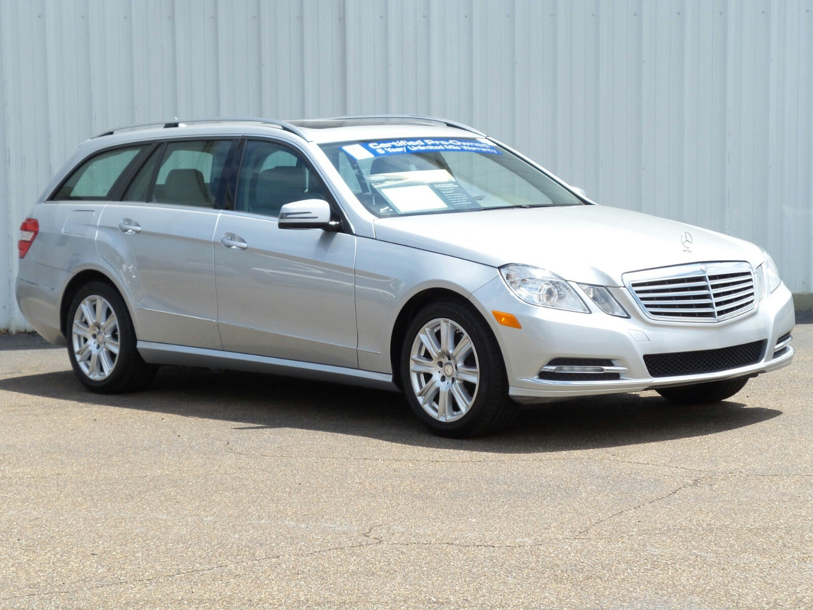 Certified Pre-Owned 2013 Mercedes-Benz E-Class E 350 AWD 4MATIC®