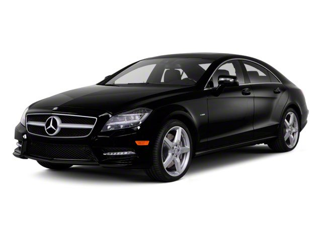 Pre-Owned 2012 Mercedes-Benz CLS CLS 550