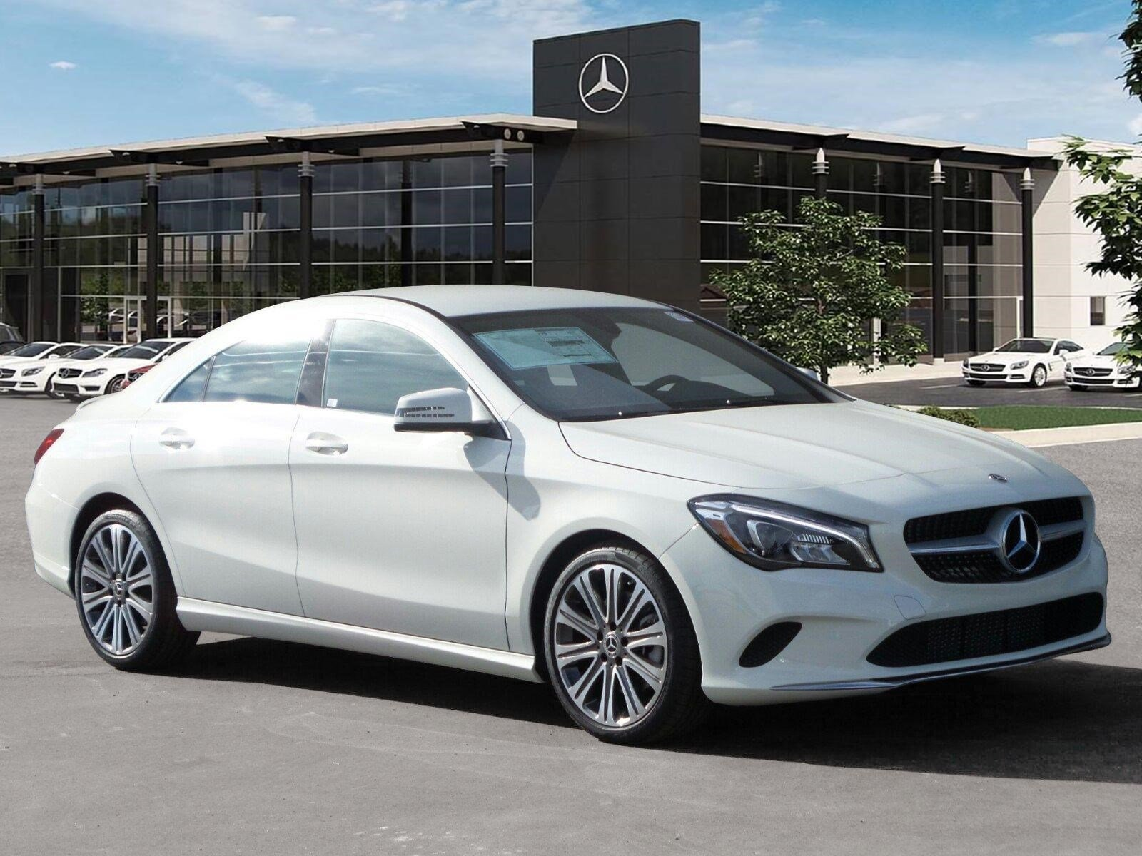 new 2018 mercedes benz cla cla 250 coupe in ridgeland 27038