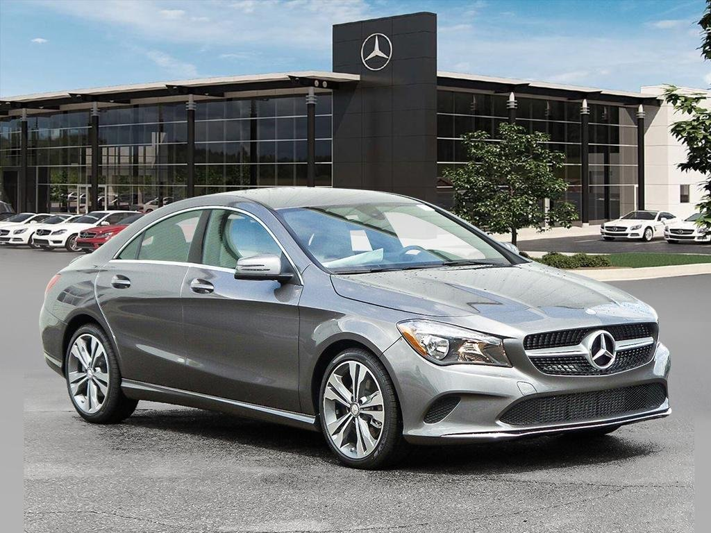 New 2018 mercedes benz cla cla 250 coupe in jackson 26675 for Mercedes benz financial payment address