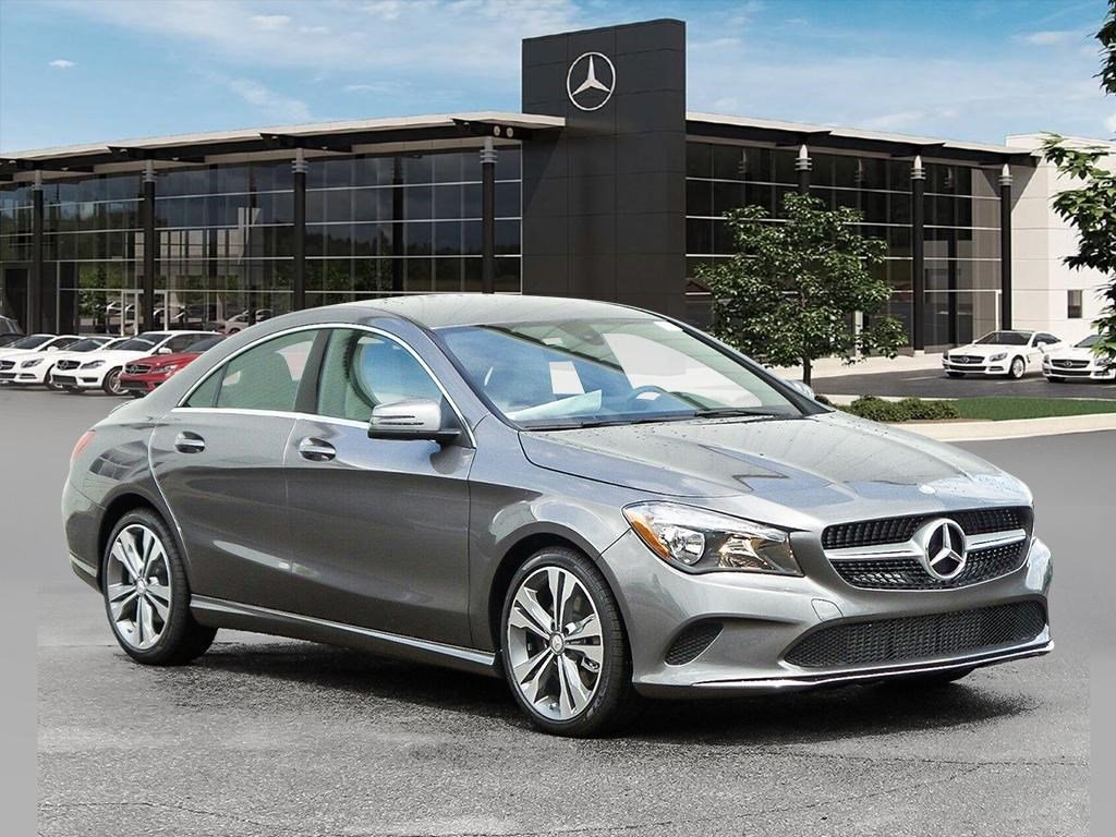 New 2018 MercedesBenz CLA CLA 250 Coupe in Jackson 26675