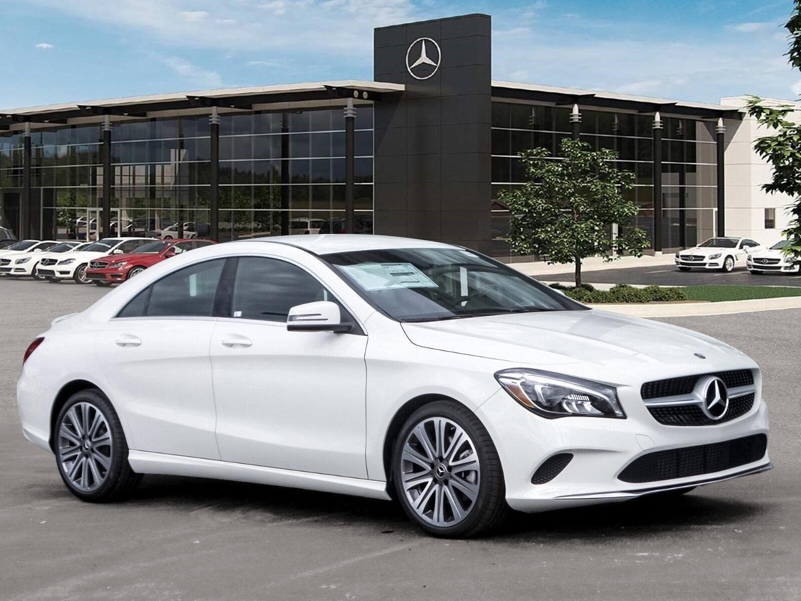 New 2018 mercedes benz cla cla 250 coupe in ridgeland for Mercedes benz cla 250 msrp
