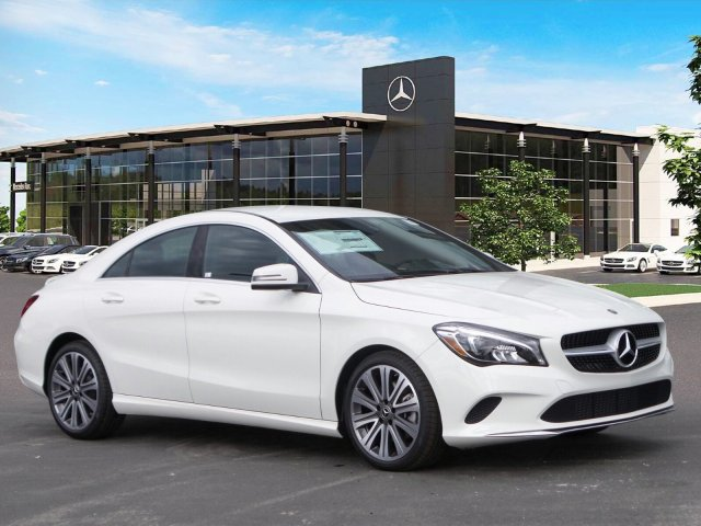 Certified Pre-Owned 2018 Mercedes-Benz CLA 250