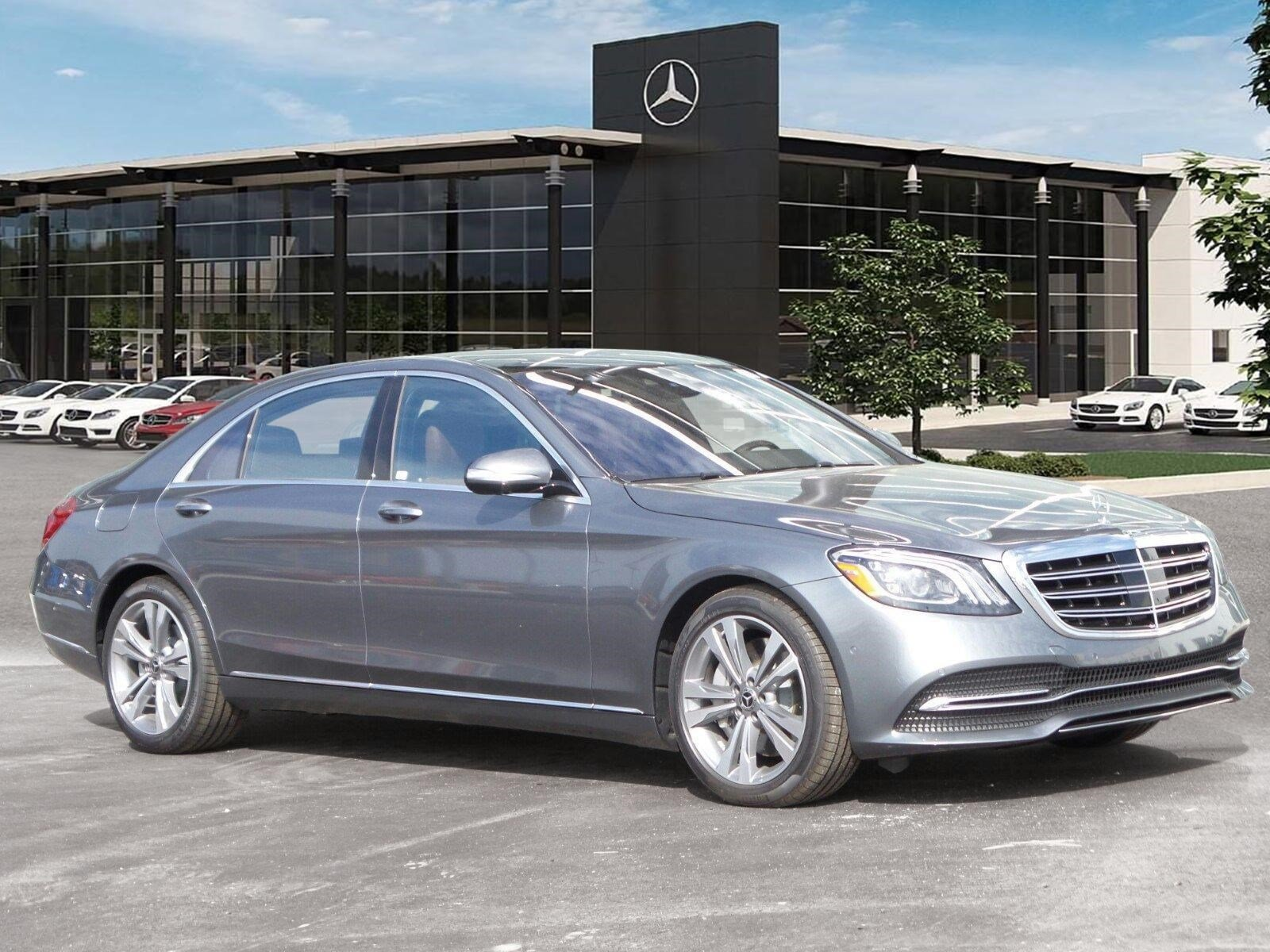New 2018 Mercedes Benz S Class S 450 Sedan In Ridgeland 26991
