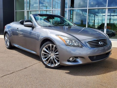 Pre-Owned 2011 INFINITI G37 Base