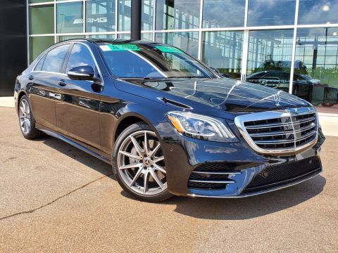 Certified Pre-Owned 2020 Mercedes-Benz S-Class S 560