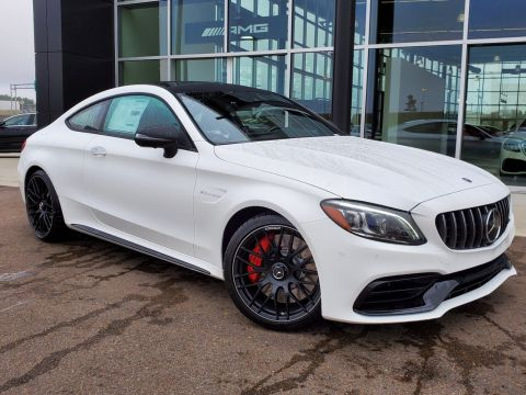 New 2020 Mercedes-Benz C-Class AMG® C 63 S Coupe