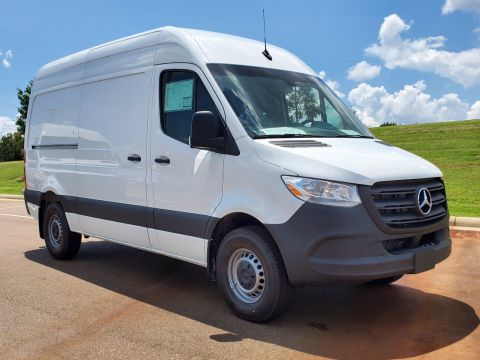 New 2020 Mercedes-Benz Sprinter 2500 Cargo Van