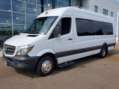 Pre-Owned 2017 Mercedes-Benz Sprinter 3500 Extended Cargo Van