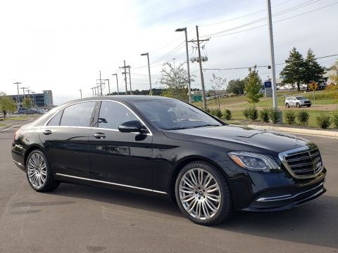Certified Pre-Owned 2019 Mercedes-Benz S-Class S 450