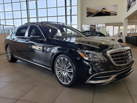 Pre-Owned 2018 Mercedes-Benz S-Class